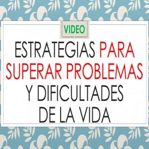 Superar problemas y dificultades